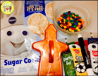 https://www.teacherspayteachers.com/Product/The-Gingerbread-Man-Activities-818041