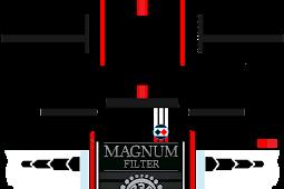 Magnum Filter Versi Zein Kits DLS