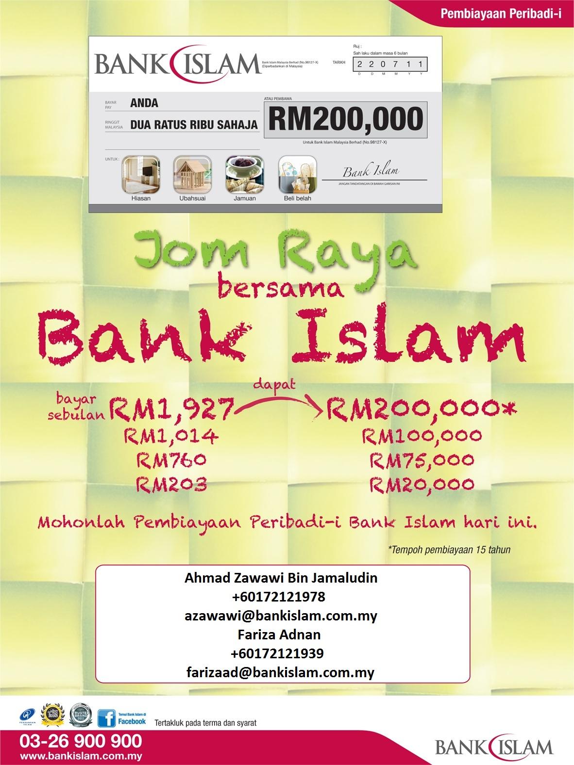 Pembiayaan Peribadi Untuk Kakitangan Kerajaan: List Of Panel Employer @ Bank Islam Personal ...