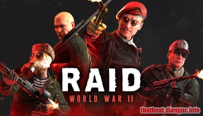 Download Game RAID: World War II Full Crack