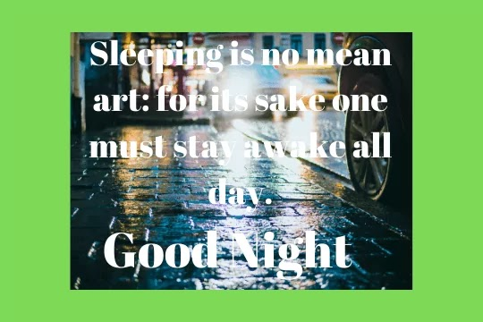199+ Good Night Quotes For Him From The Heart With Images