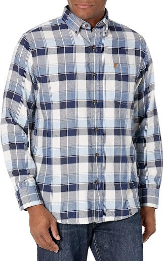 Plaid Flannel Shirts For Men in Canada
