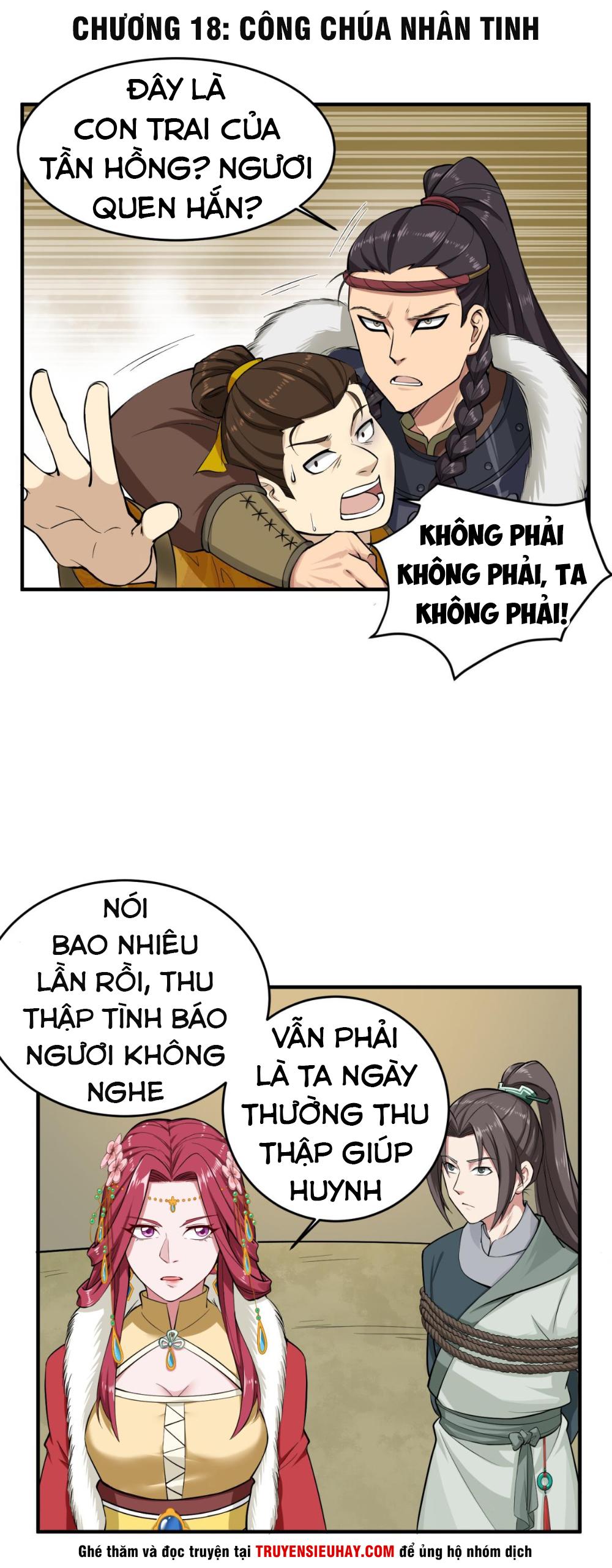 Ngược Về Thời Đường Chapter 18 video - Hamtruyen.vn