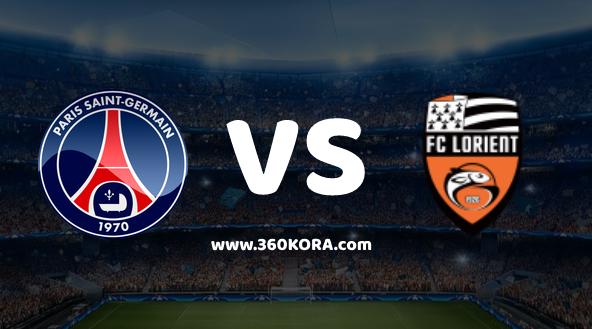 مشاهدة مباراة لوريان و باريس سان جيرمان بث مباشر اليوم بتاريخ 31-01-2021 في الدوري الفرنسي