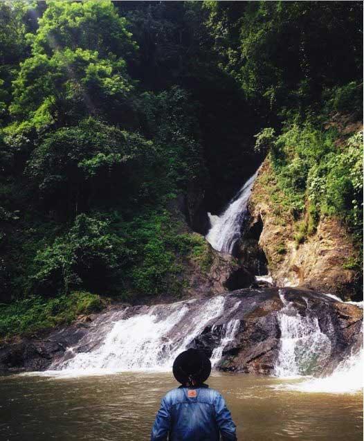 Curug Merak, Wisata Air Terjun di Temanggung yang Masih Alami