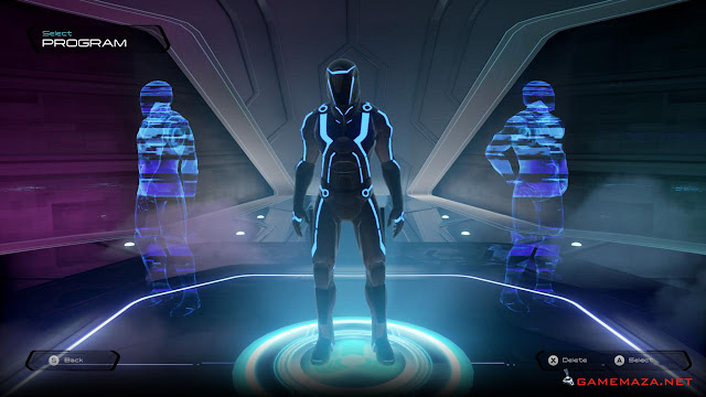 Tron Run R Gameplay Screenshot 2