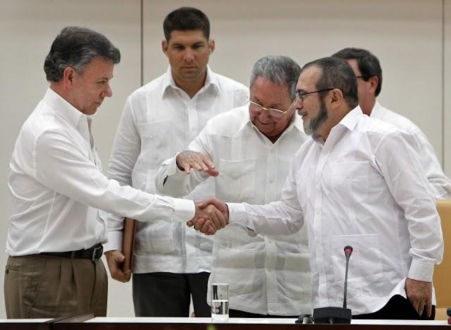 Acuerdo histórico en La Habana: Paz en Colombia