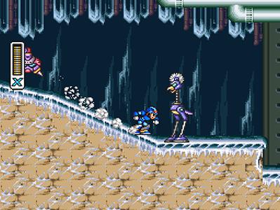 Megaman x ice