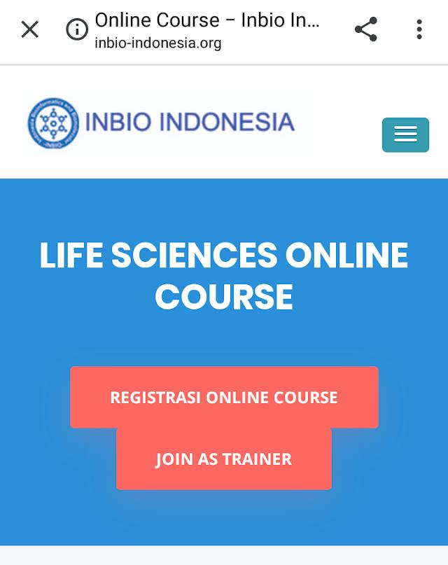 Online Course Inbio Indonesia