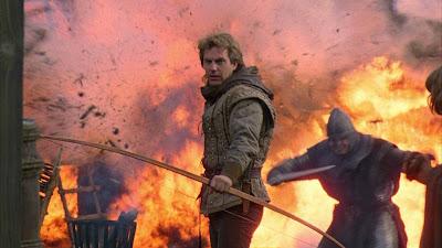 Dunia Sinema Review Robin Hood : Prince of Thieves