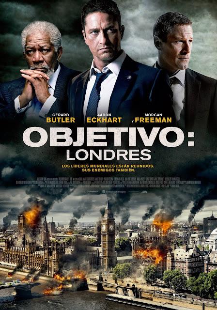 Cartel: Objetivo: Londres (2016)