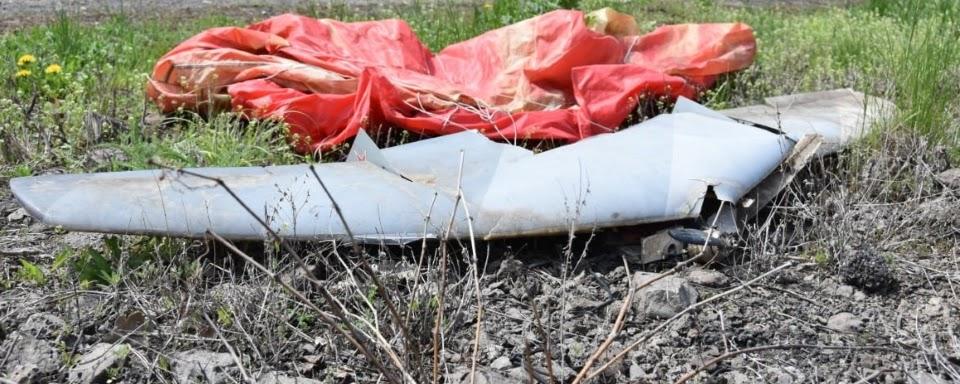 країнські військові збили безпілотники російсько-окупаційних військ