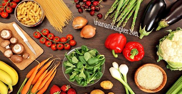 Koloni Kanserini Önlemek İçin 6 Gıda - inanankalpler.net