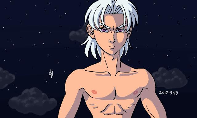 The lone swordsman