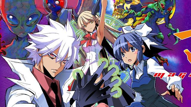 Manga Magaimono finaliza en octubre