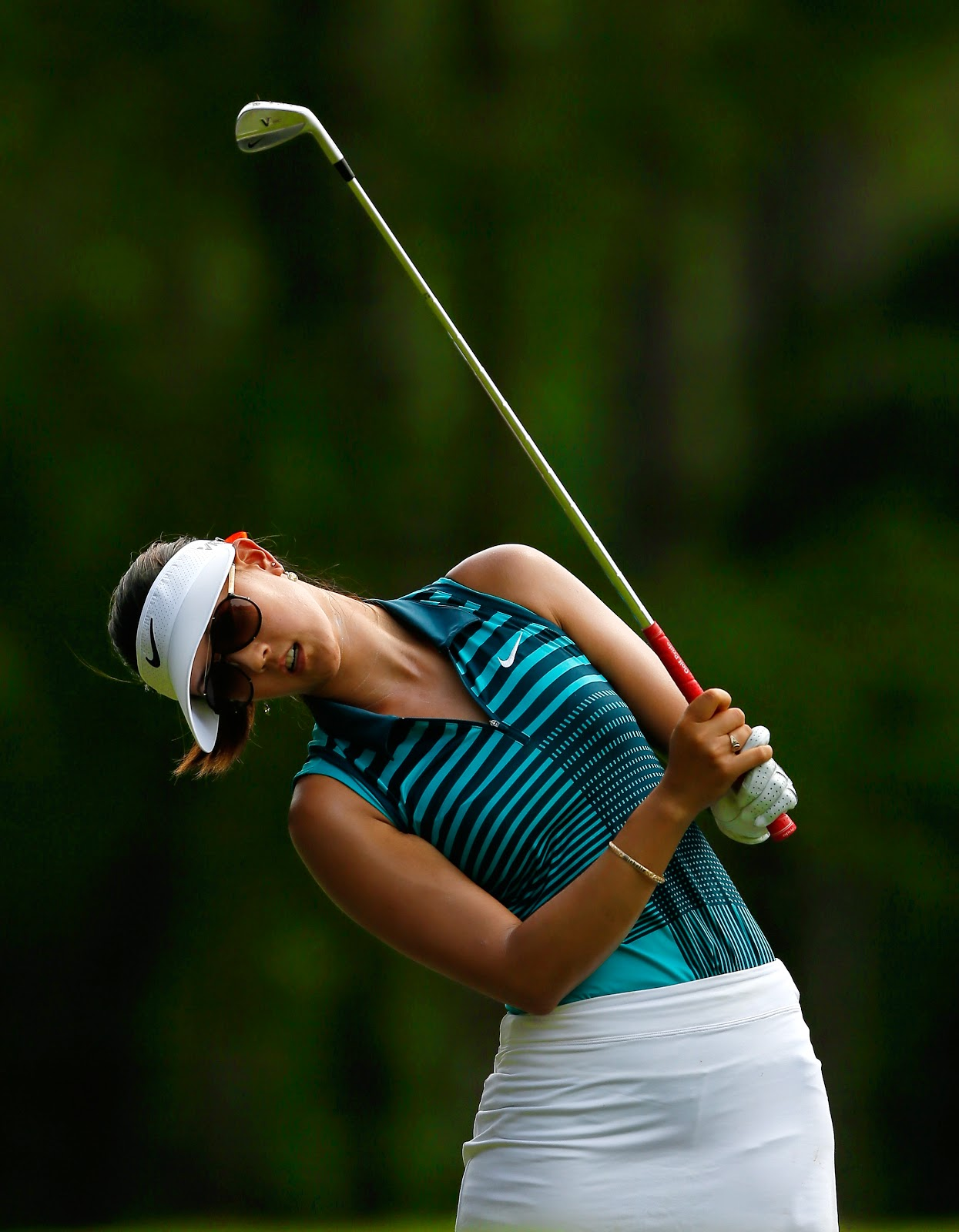Golfer Michelle Wie HD Pictures HD Wallpapers Of