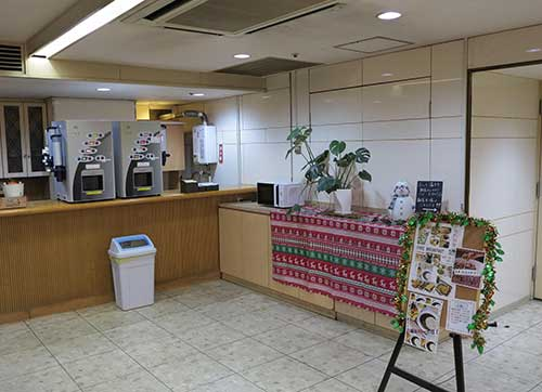 Chiyoda Hotel Fushimi Nagoya Aichi Japan.
