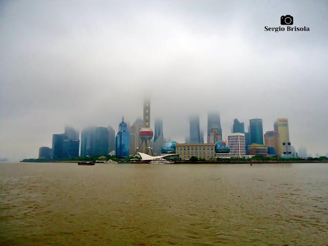 FOG in Financial Center - Shanghai