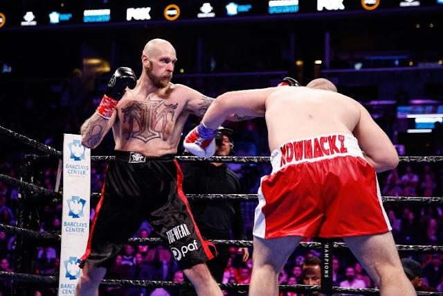 Kownacki Helenius WBA Heavyweight eliminator