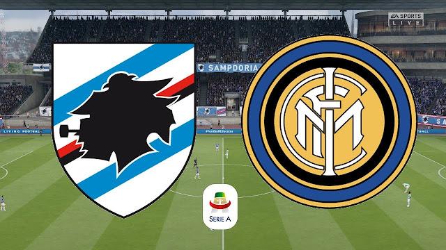 موعد  مباراة انتر ميلان وسامبدوريا بث مباشر بتاريخ 23-02-2020 الدوري الايطالي