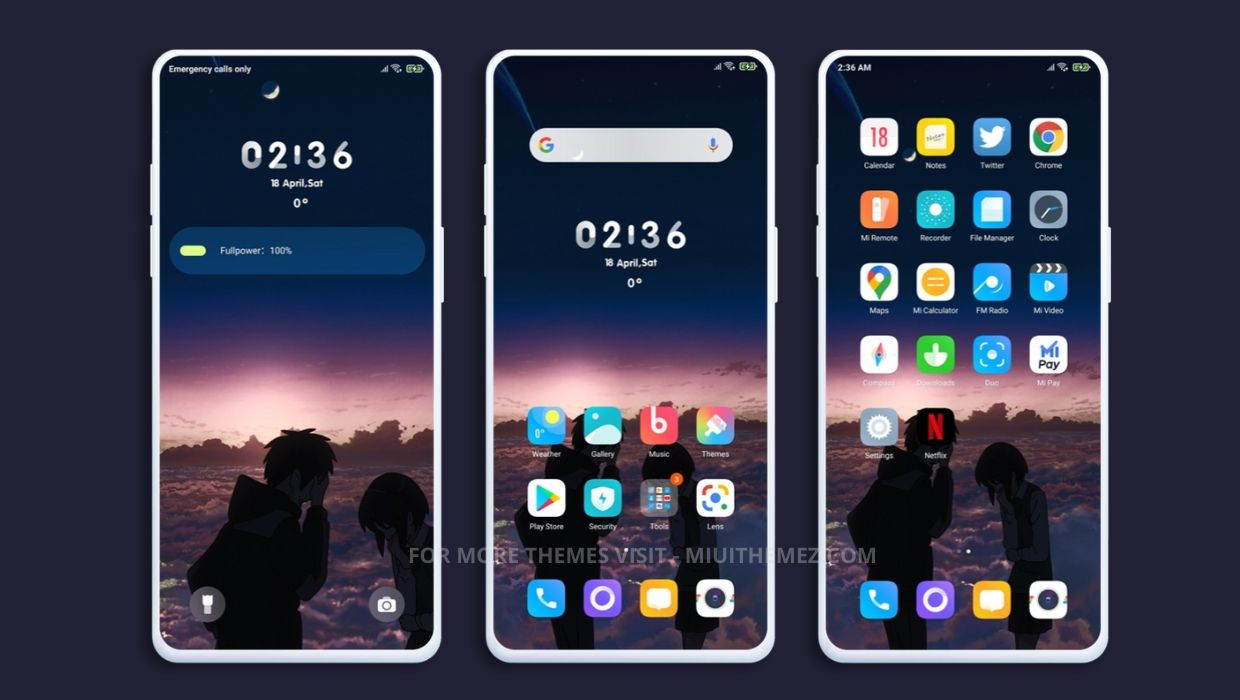 Skechers 1.0 MIUI 11 Theme