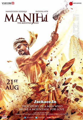 Manjhi The Mountain Man Day Wise Box Office Collection