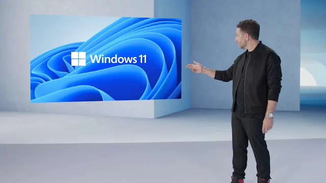 Windows 11 Now Official
