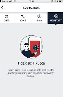 Cara Menggunakan Monetary di My Telkomsel Mudah