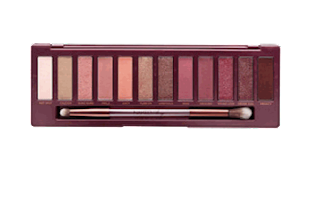Urban Decay Naked Cherry Eyeshadow Palette-arelaxedgal.com