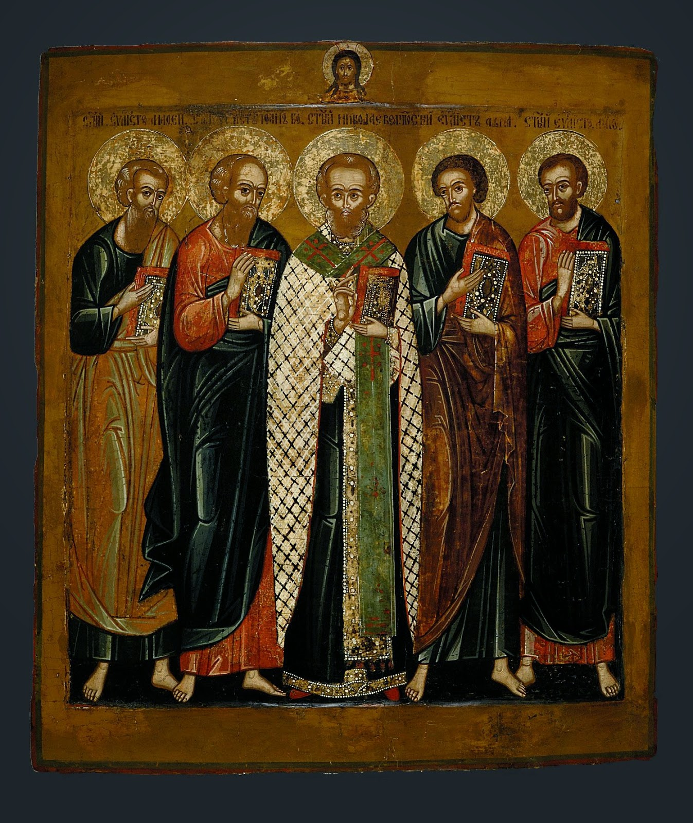 Russian Icons 6
