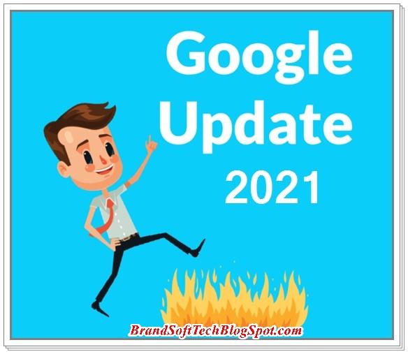 Google Chrome Update 2021