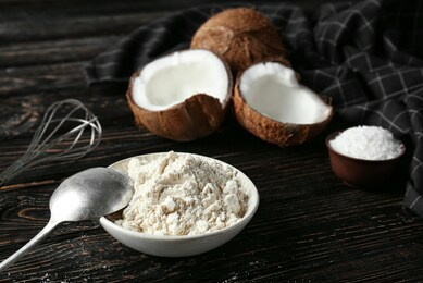 Coconut flour Help you to Reduce Weight? Nutrition, Benefits and Recipes- Gymbodybuilders