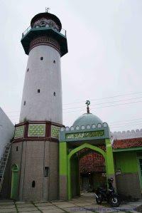 Masjid Menara Layur Semarang
