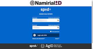 Accesso SPID