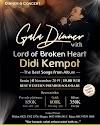 Konser Ambyar Didi Kempot Gala Dinner Hotel Best Western Solo Baru