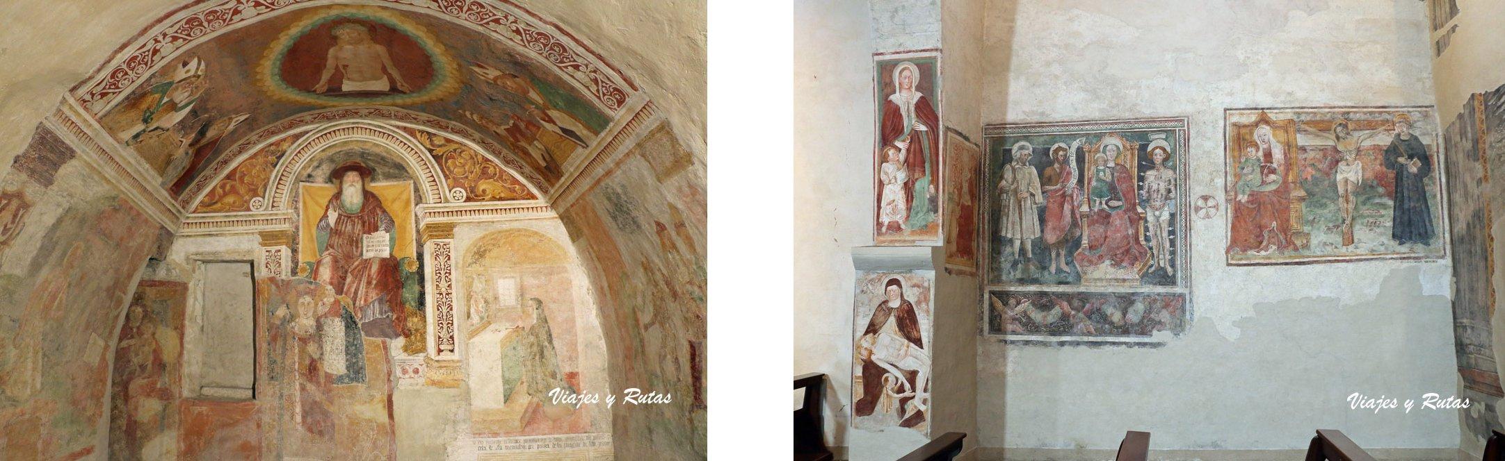 Iglesia San Miguel del pozo blanco de Bergamo