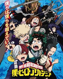 My Hero Academia Season 2 Sub Indo : academia, season, ACHNime, Favorit, Anime, Collections, Subtitle, Indonesia
