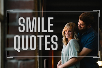 Romantic Smile Quotes | Messages to Make Her Smile