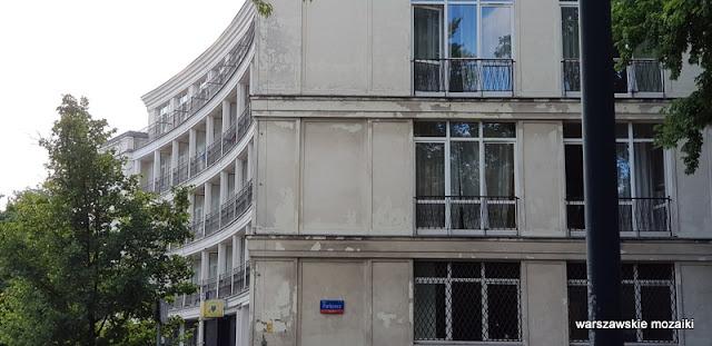 Warszawa Warsaw architekture architektura warszawskie ulice