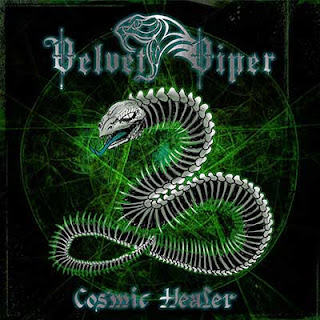 """Ο δίσκος των Velvet Viper """"Cosmic Healer"""""""