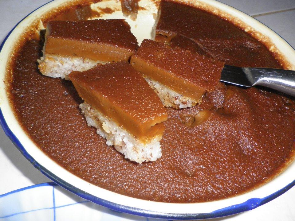 Resep Cake Pisang Ncc Fatmah Bahalwan: MARASA CAKE