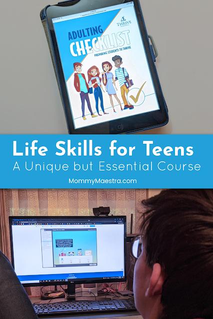 Voyage: High School Life Skills Course