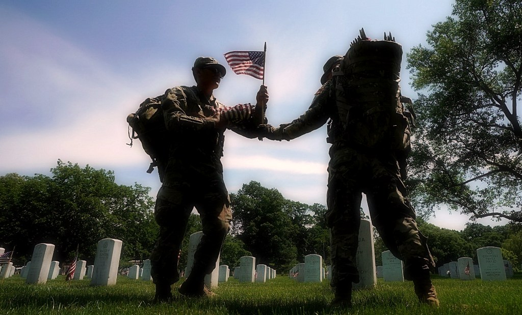 On Memorial Day, honor the service members who gave their lives helping those who came home