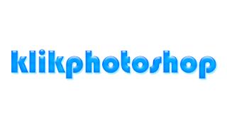 Cara membuat efek tulisan jelly di photoshop