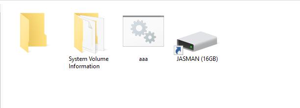 USB Virus