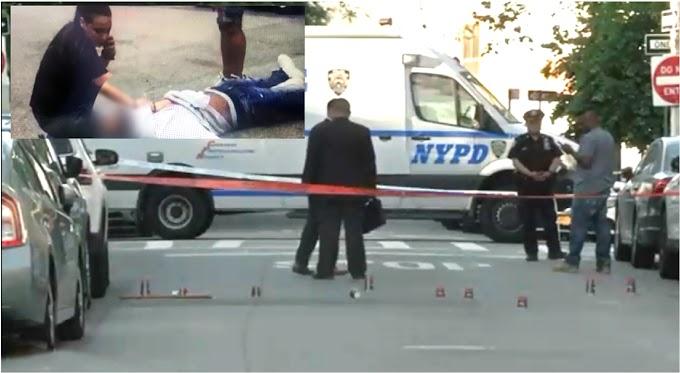 Identifican presunto asesino de un dominicano en Brooklyn durante sangrienta pelea