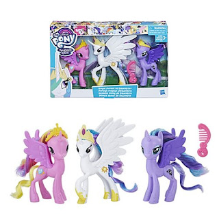 My Little Pony Ponies of Equestria Set