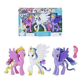 My Little Pony Ponies of Equestria Set
