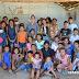 Catequese realiza gincana com adolescentes e crianças
