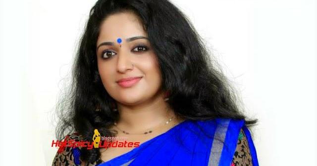 Kavya Madhavan Latest Cute Stills In Saree